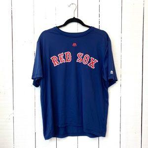 Men's Red Sox tee